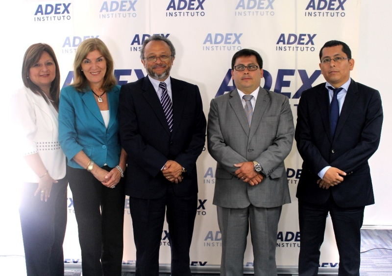 Instituto de Comercio Exterior de la Asociación de Exportadores (ADEX) presentó tres nuevas carreras profesionales