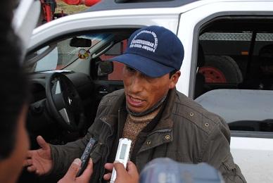 Isidro Huaynacho (Foto: El Altiplano)