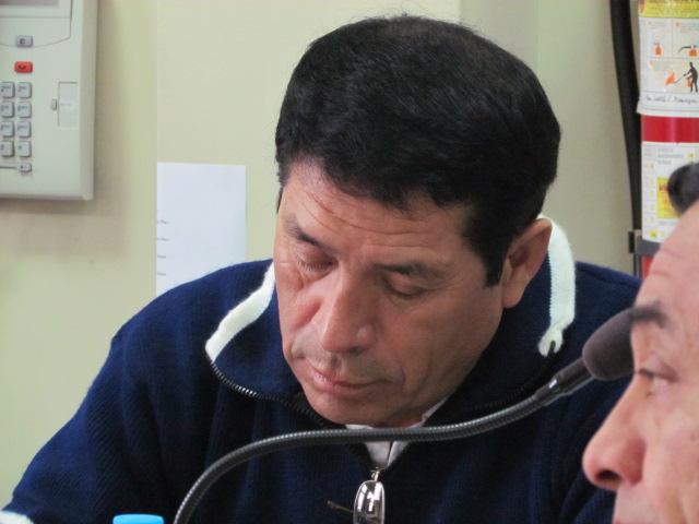 Jorge Mendoza Pérez
