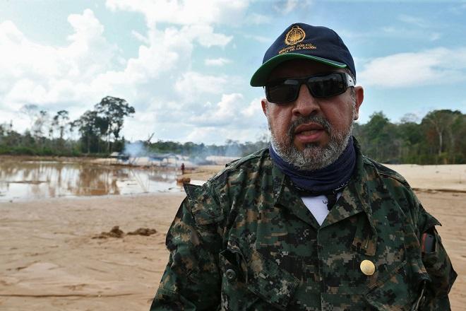 Juan Antonio Fernández como Alto Comisionado para formalización minera