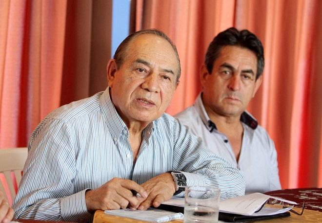 Julio Rojas, jefe de la Oficina de Diálogo y Sostenibilidad de la Presidencia del Consejo de Ministros.(Foto: Andina)