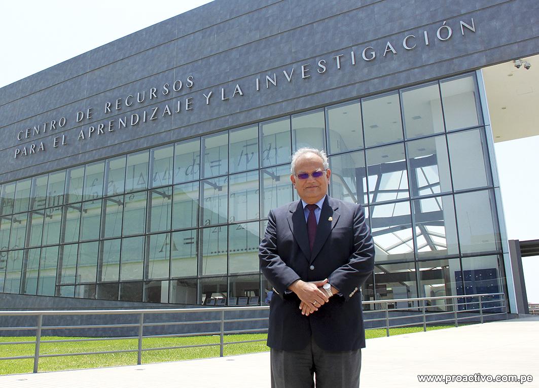 Jorge Alva Hurtado, Rector de la Universidad nacional de Ingeniería