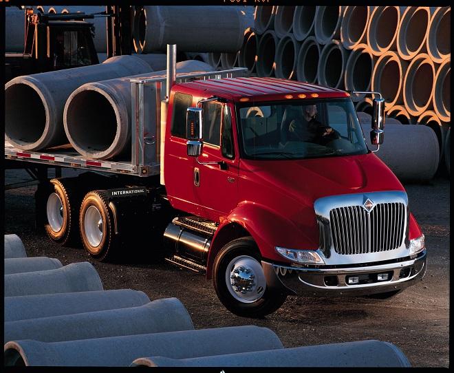 camiones international