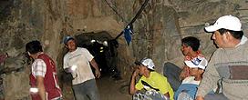 Tres mineros mueren en derrumbe de una mina en Piura