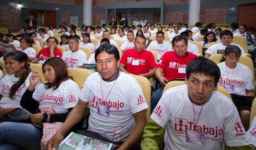 Yanacocha Más de doscientos cajamarquinos y cajamarquinas se capacitarán para insertarse en el mercado laboral