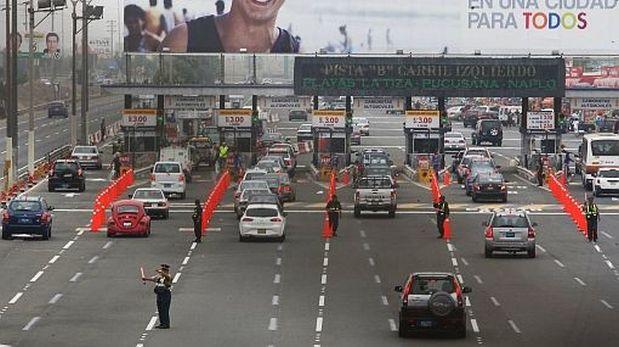 autopista lima-ica
