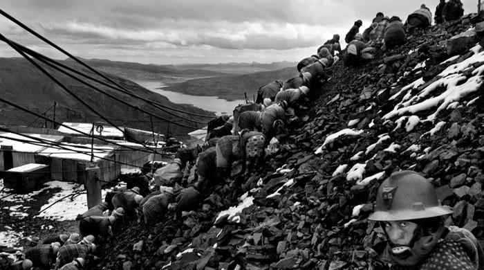 Pallaqueras de La Rinconada - Puno