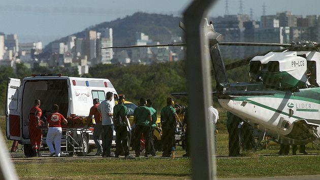 Explosión en plataforma de Petrobras dejó tres muertos en Brasil. (Reuters)