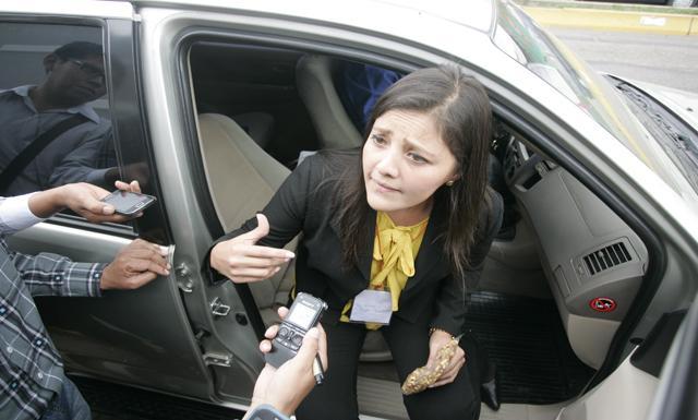presidenta regional de Arequipa