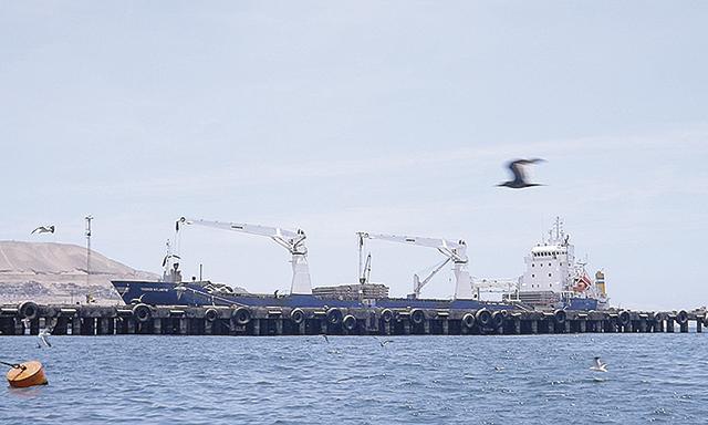 PAR PORTUARIO. Ilo y Matarani aún son considerados para funcionar como par portuario.