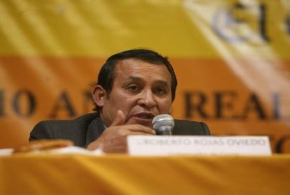 Roberto Rojas Oviedo