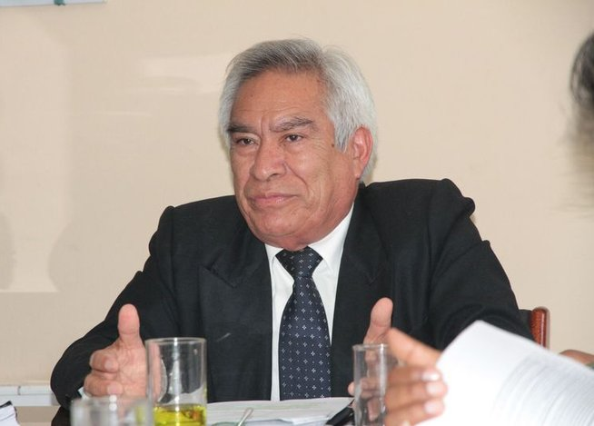 Santos Pablo Agama (Foto: Correo)
