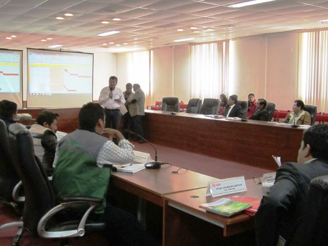 Gobierno prevé invertir este año más de S. 236.8 mllns. en Espinar