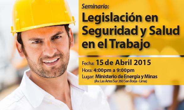 Legislación en Seguridad y Salud en el Trabajo - ProActivo