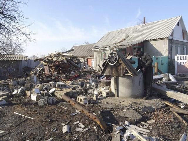 Ucrania: Al menos 32 mineros mueren tras explosión en una mina de Donetsk