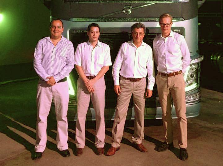 Nuevo concesionario Volvo en Pucallpa