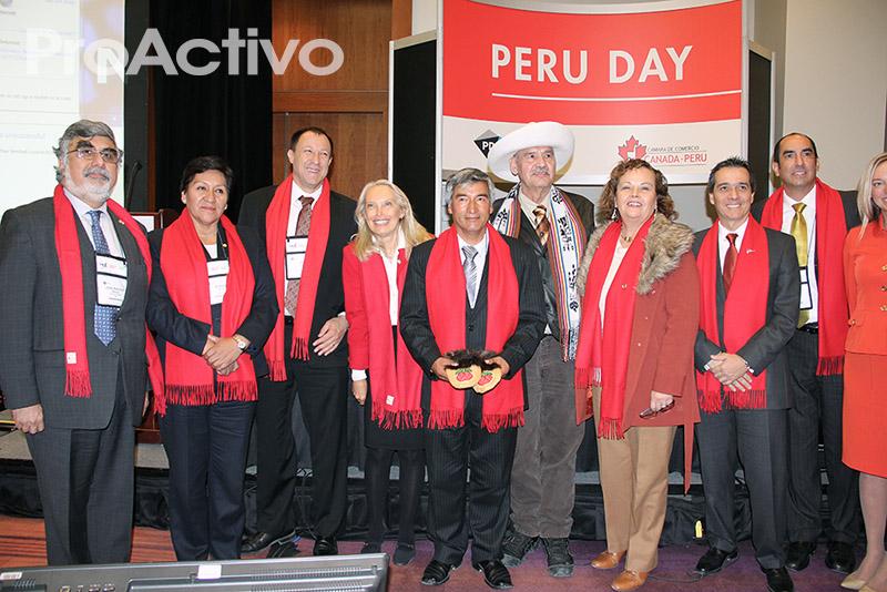 PDAC 2015 - PERU DAY