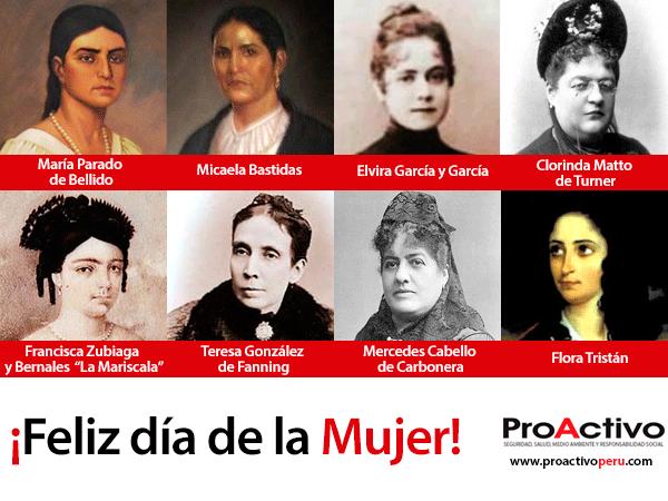 ProActivo: ¡Feliz Día de la Mujer!
