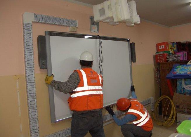 Southern entrega hoy en Moquegua las primeras aulas interactivas