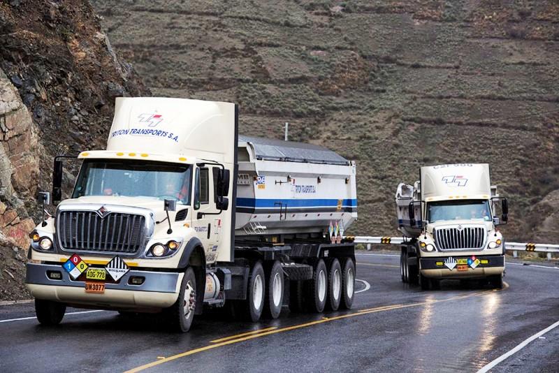 Triton Transports realiza inversión de 550 mil dólares en nuevos equipos