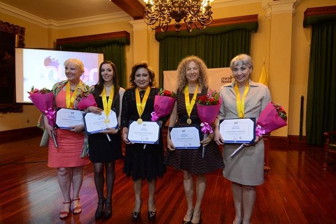 medalla de honor - mujeres destacadas