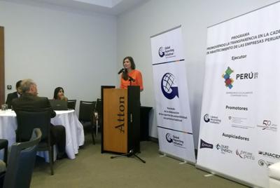 21 PyMES peruanas resaltaron beneficios del Programa Transparencia Empresarial del GRI