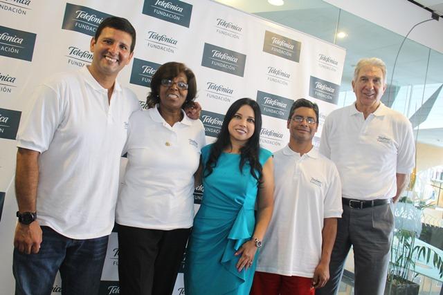 Deportistas consagrados dirigen las Academias Deportivas de Fundacion Telefonica