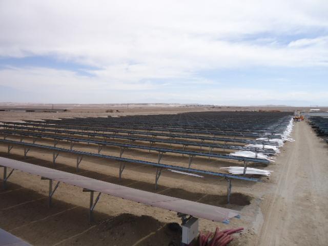 Así lo indicó Carlos Jaico, presidente de Cambio Perú, al afirmar que se podría obtener agua del subsuelo con bombas solares. (Foto: SEAL)