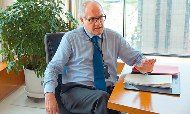 Germán Velásquez dice que directorio de Petroperú decidió que la empresa no entre a la explotación de los lotes III y IV por aspectos legales. (La República)