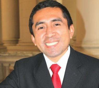 Henry Carhuatocto, presidente de IDLADS