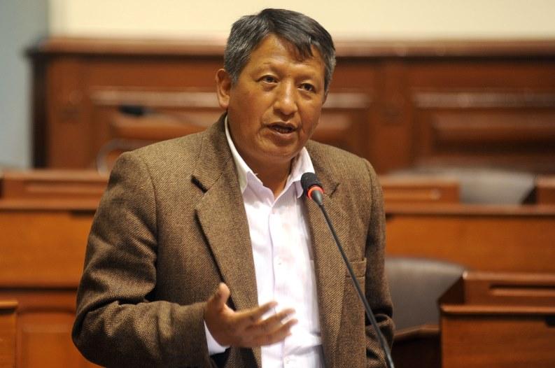 Rubén Condori (Foto: Radio Pachamama)