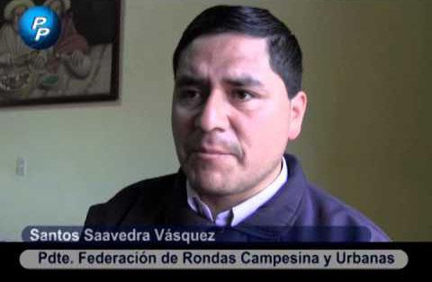 Santos Saavedra Vásquez