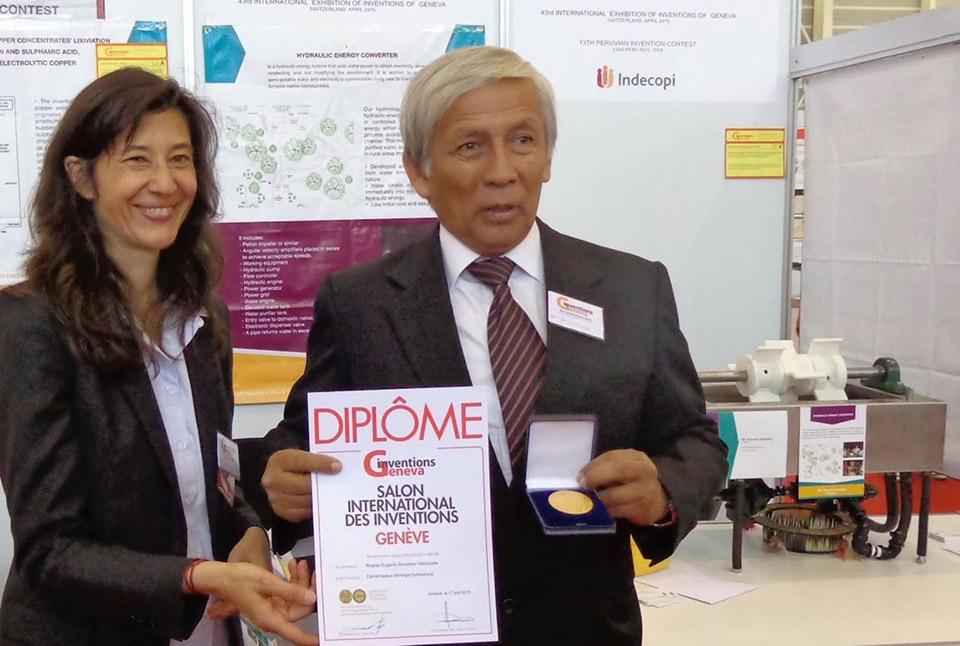 XIII Concurso Nacional de Invenciones que organizan el Indecopi 1