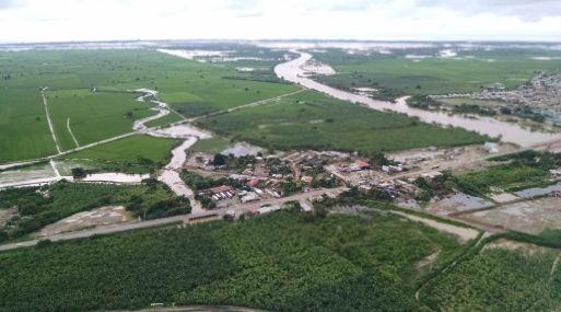 inundaciones en Tumbes
