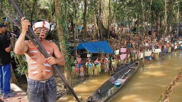 Pueblos amazónicos temen que Estado ceda territorios que aún no tienen títulos de propiedad a proyectos de inversión privada. (Foto: El Comercio)