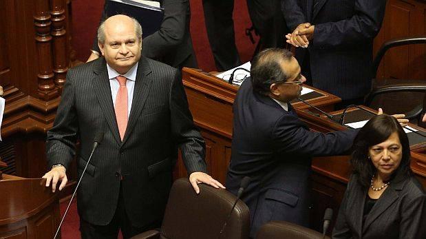 El Congreso de la República aprobó el voto de confianza del Gabinete Ministerial de Pedro Cateriano. (Foto: PCM)