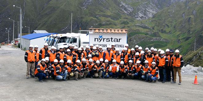 APC Corporación anuncia alianza con Minera Nyrstar