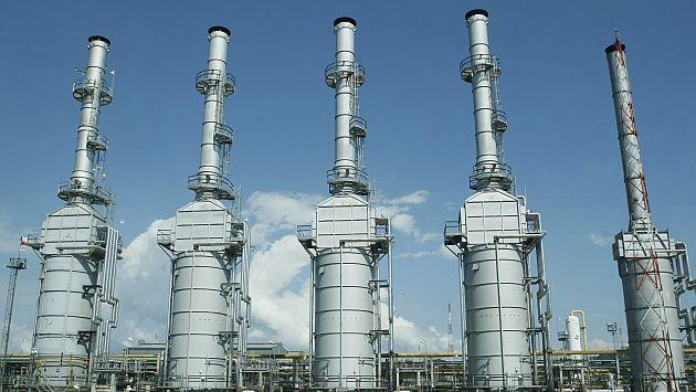 Actividad gasífera en Camisea. (USI)