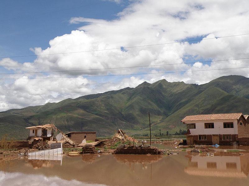 Declaran en emergencia centros poblados en Huánuco por inundaciones