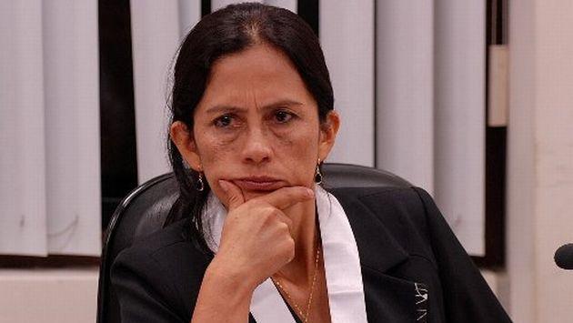 Janet Lastra enjuiciará a ministros que la acusaron de recibir coima. (El Buho/Arequipa)