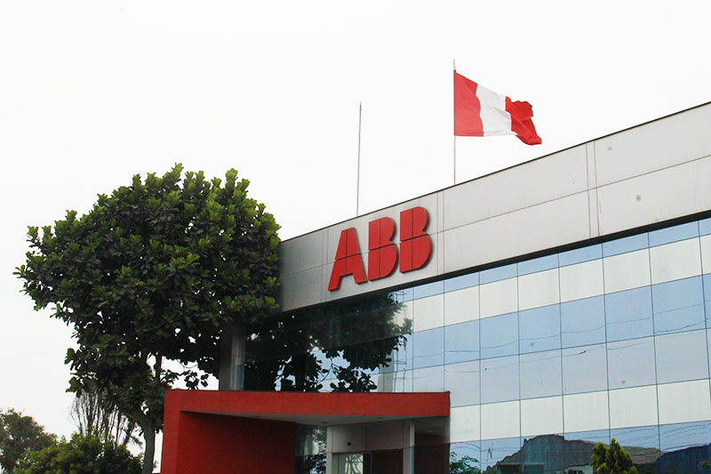 Las tecnologías de ABB contribuyen al desarrollo de la infraestructura energética en Sur América