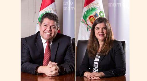Nuevos viceministros MEF