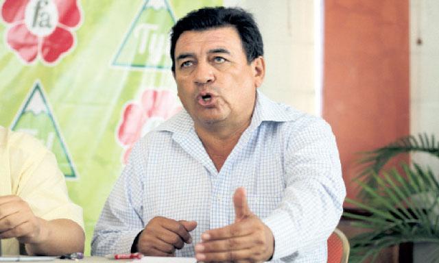 Pepe Julio Gutiérrez Zeballos (Foto: Renato Pajuelo)