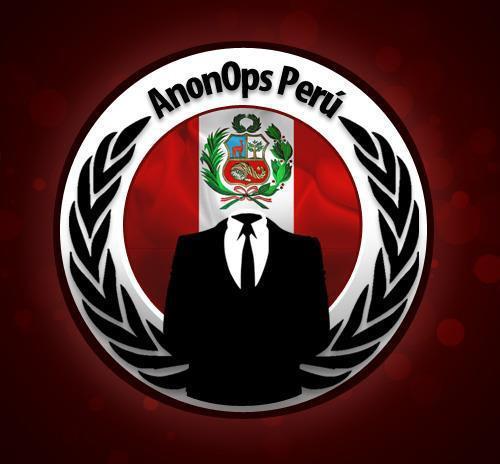 anonymous peru