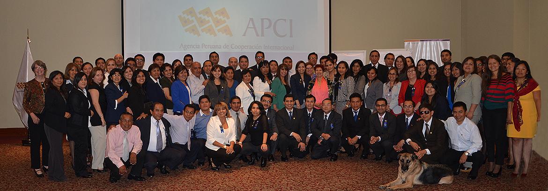 Trabajadores de APCI