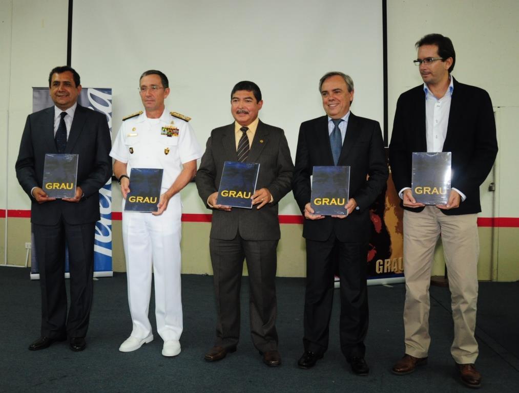 lanzamiento Somos Grau en Tacna