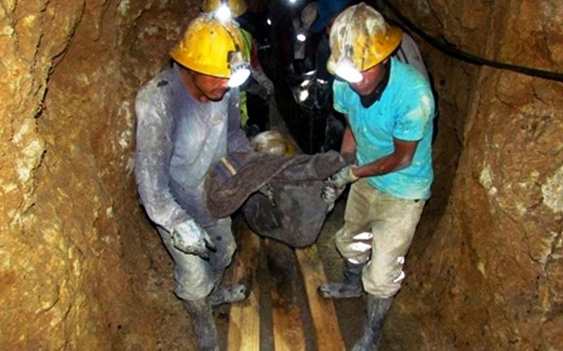 Cajamarca encarcelan a propietario de socavón donde murió trabajador