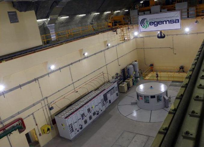 Central Hidroeléctrica de Machupicchu