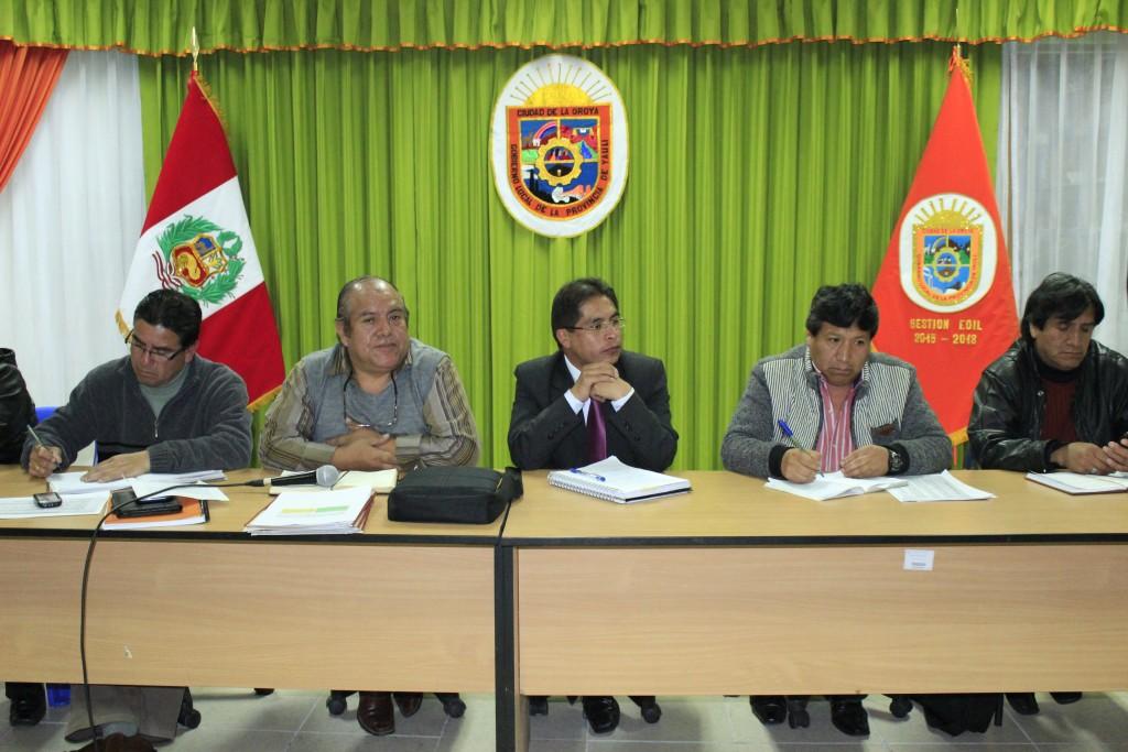 Comité de Seguimiento para la Reactivación del Complejo Metalúrgico de La Oroya