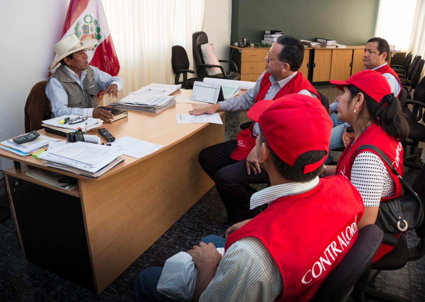Contraloría identifica indicios de corrupción en municipalidades de Islay. (Foto: Andina)